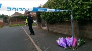 Two children die in suspected arson attack