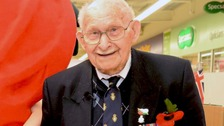 Newport man named 'Britain's oldest poppy seller'