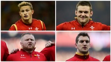 Wales stars sign new National Dual Contract deals