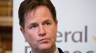 Former deputy prime minister Nick Clegg set to return to Lib Dem front bench