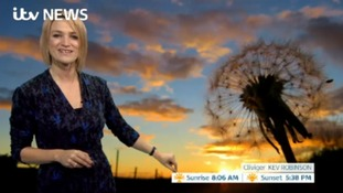 Weekend weather update for the NW with Kerrie