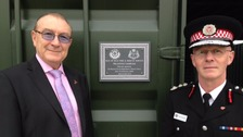 New fire training facility has opened on the Isle of Man