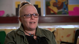 Debbie Brown said she found it tough when support wasn't forthcoming