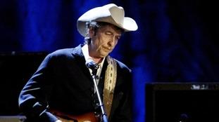 Bob Dylan breaks silence over Nobel Prize award
