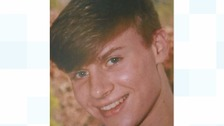 Missing teenager Tom Hammond