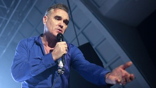 Morrissey has enjoyed a successful solo career.
