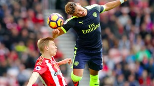 Sunderland 1-4 Arsenal