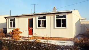 New wave of 'prefab' homes to spring up across Britain
