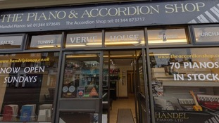 The Piano and Accordion Shop