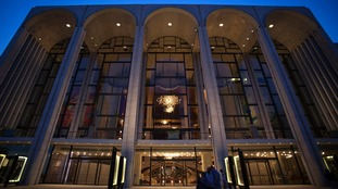 Opera halted after mysterious powder sprinkled onto orchestra