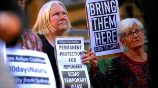 Australia plans to ban refugees who attempt to arrive by boat