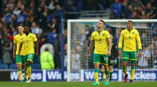 Norwich were completely outplayed at Brighton.