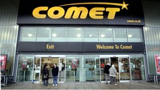 Comet to enter administration endangering 6,500 jobs
