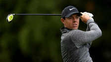 It has been reported that McIlroy had security fears over the competition.