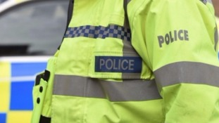 The incident was seen by a concerned member of the public who alerted police.