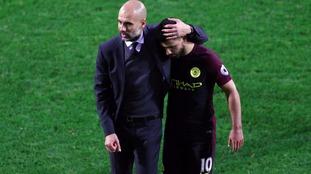 Man City boss Guardiola still wary of Messi's 'X-ray' vision