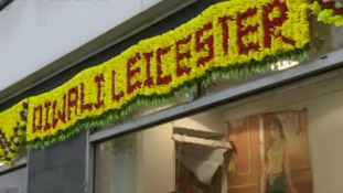Leicester Diwali: 'One of the biggest celebrations outside India'
