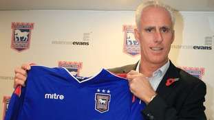 Ipswich relegation battle for McCarthy