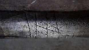 Public encouraged to help record 'witches' marks'