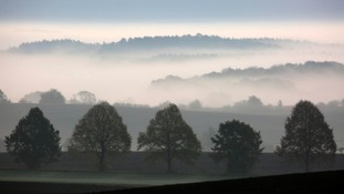 Weather warning for fog in place across the Midlands