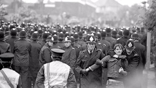 Battle of Orgreave: Government rejects calls for inquiry into violent clashes in miners' strike