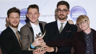 Mercury Prize winners Alt-J