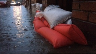 Young people in the region vulnerable to effects of flooding