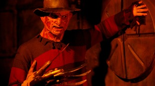 Freddy Krueger is the central character in the Nightmare on Elm Street horror films