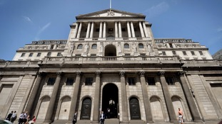 Mr Carney will remain at the head of the Bank of England until June 2019