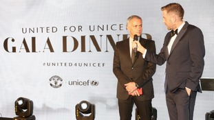 José Mourinho auctioned off a number of is own items as part of 'The Mourinho Collection'
