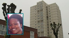 Khabi Abrey, 30, died in hospital two days after a blaze ripped through her block of flats near Southend.