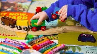 1,900 Cumbrian children without qualified nursery teacher