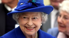 The Queen is visiting Newmarket in Suffolk on Thursday 3 November 2016.