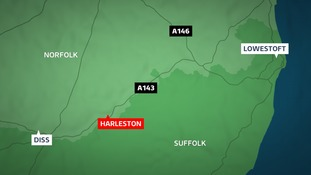 A man has been charged with GBH after a late-night stabbing in Harleston, Norfolk.