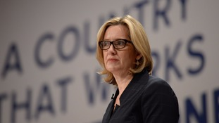 Amber Rudd did not attend Parliament to face criticism over her decision