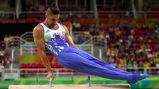 Peterborough gymnast Louis Smith has been suspended for two months by British Gymnastics for a breach of its standards of conduct.