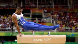 Olympian Louis Smith suspended over offensive video