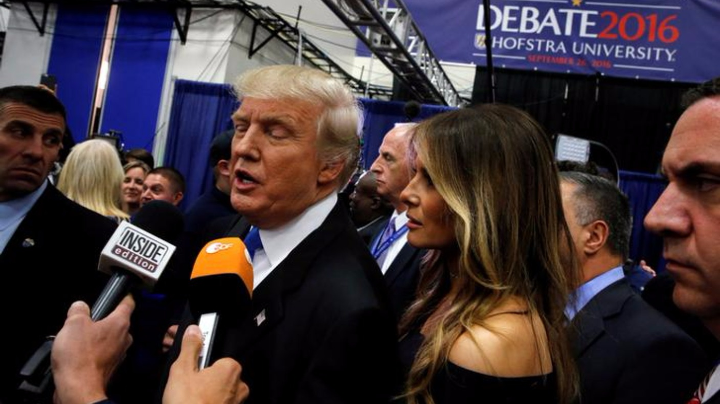 donald trumps campaign and his disregard towards the environment A leading us republican fears for the future of her grandchildren with donald trump as have turned away from coal towards gas and for environment.