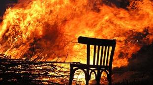 'Watch what you burn on Bonfire Night' - Council warns