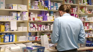 NHS funding for community pharmacies will be cut by £113 million in December.