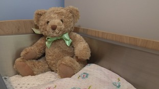 Bereavement suite opens for parents who've lost a baby