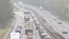 80,000 vehicles use the A12 in Essex and Suffolk every day.