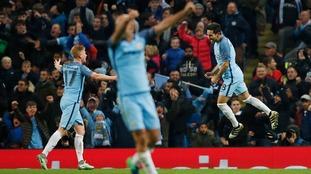 Champions League report: Man City 3-1 Barcelona