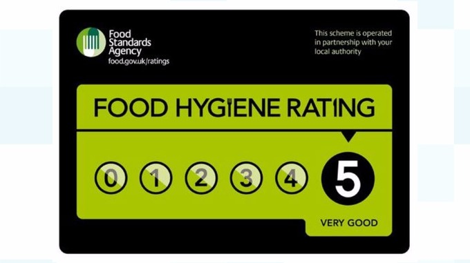 The Food Hygiene Rating Scheme