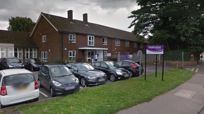 Parkview Residential Care Home in Bexleyheath