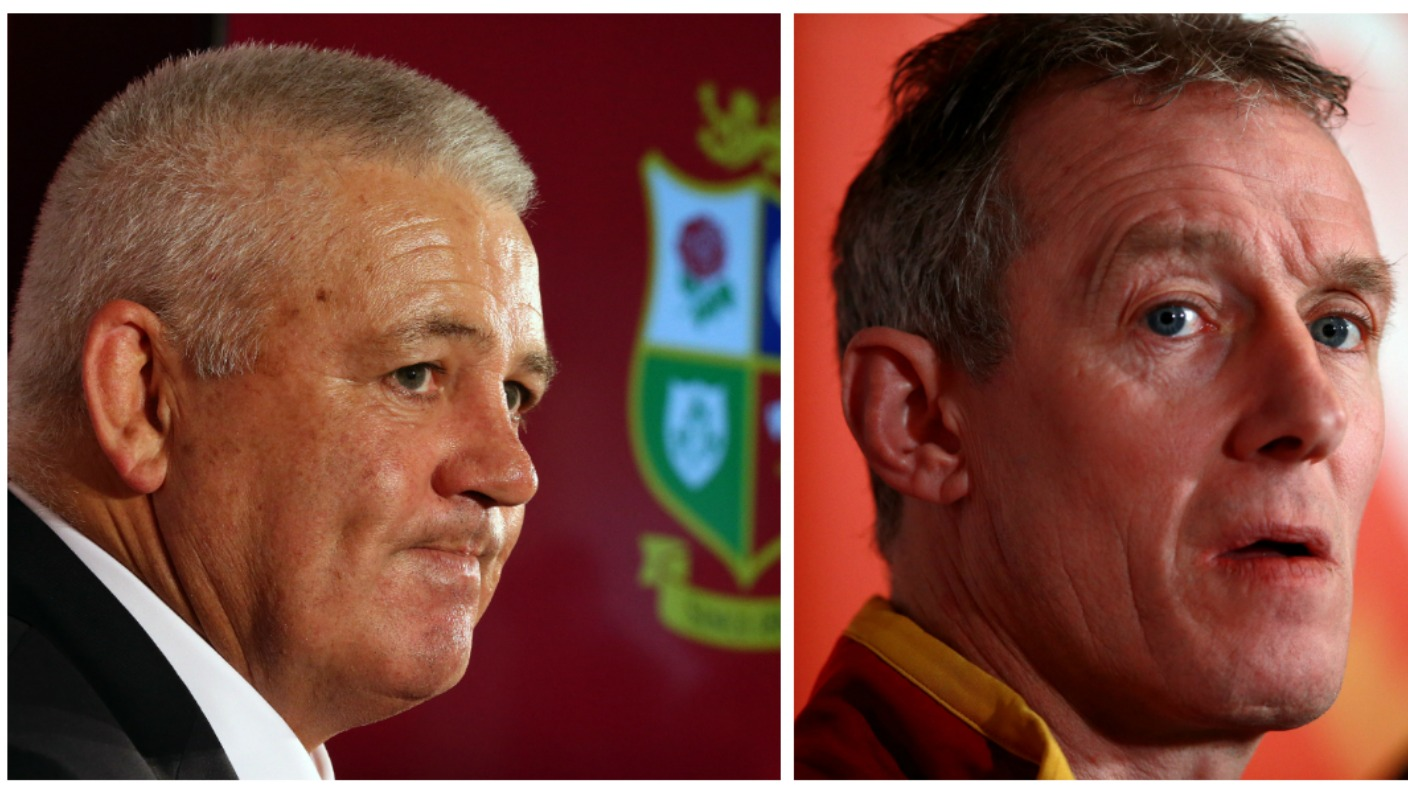 New Zealand Attack Update: Gatland Considers Two Attack Coaches For New Zealand