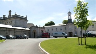 Tedworth House recovery centre in Wiltshire