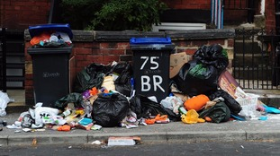 Homeowners paying hundreds of pounds for private rubbish collections after council cuts