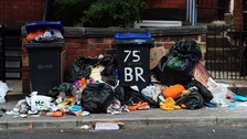 Council cuts to bin collections have forced homeowners to pay to have their rubbish collected.