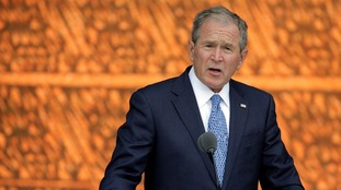 George W Bush - leading a split from the Republicans in the political dynasty?